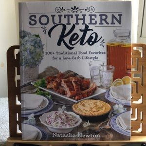 New Southern Keto Cookbook